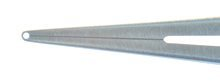 Curved Notched Forceps – 0.3mm Notch