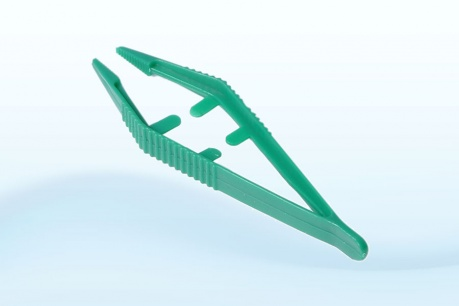 Plastic Tweezer Serrated